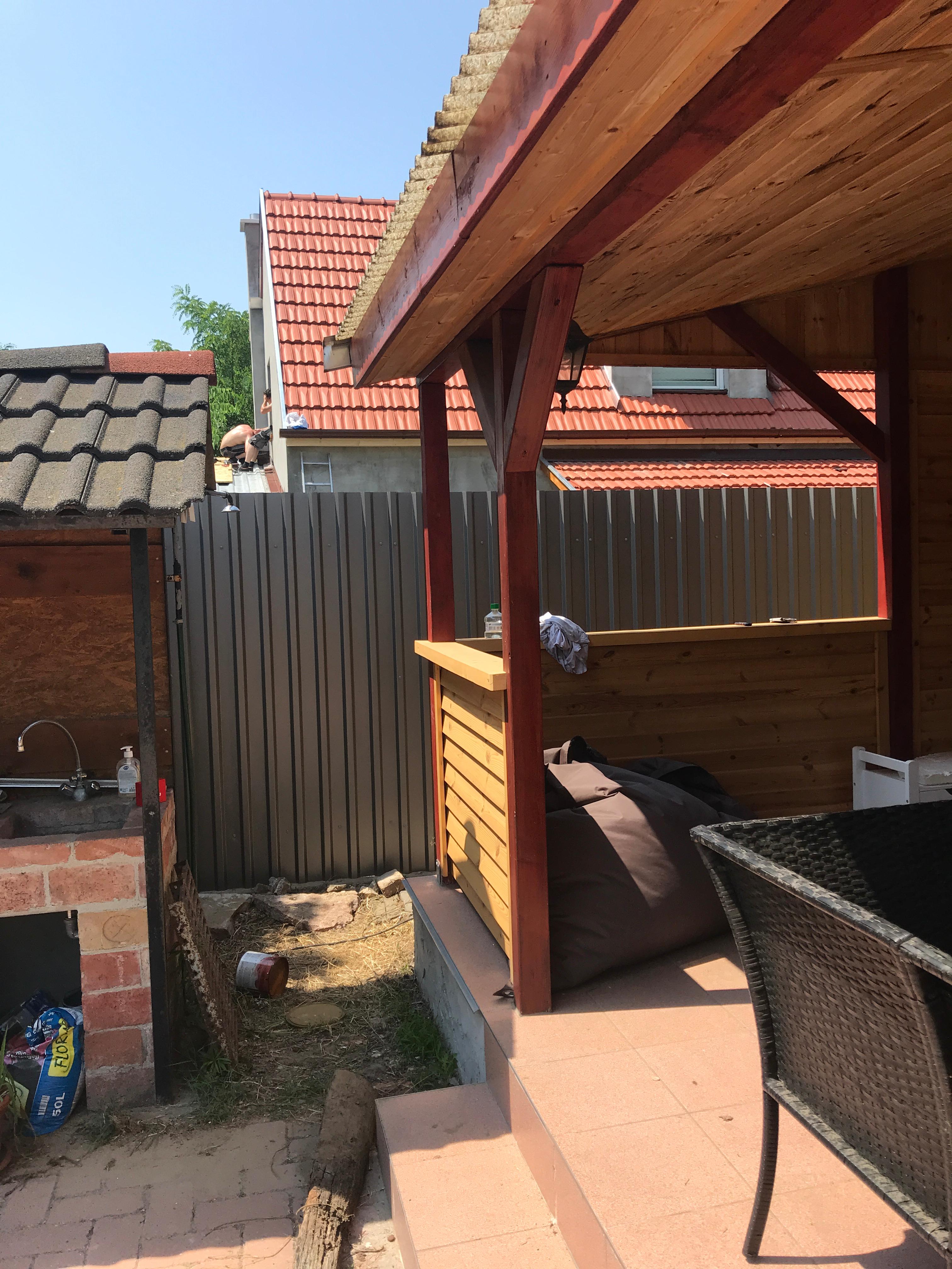 Mogyoród kerítés építés